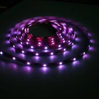 Wholesale Energy saving 120 degree / 1.2a / DC12V RGB 5050 SMD flexible LED Strip Light from china suppliers
