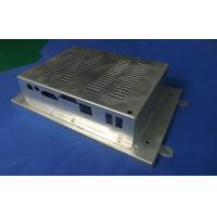 Wholesale Precise brush metal stamping parts Bending for Electronic enclosure from china suppliers