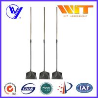 Wholesale 16mm Solid Copper Lightning Rod Surge Lightning Protection With Good Conductivity from china suppliers