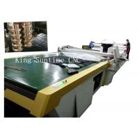 Wholesale AC380V / 50HZ Die Cutting Machines For Fabric from china suppliers