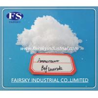 Wholesale Ammonium Bifluoride(Fairsky)98%Min & Mainly used on the Glass Etching; Metal surface treatment from china suppliers
