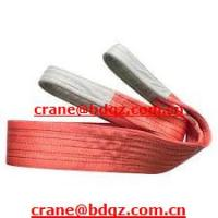 Buy cheap webbing slings CE ,TUV GS Approved from wholesalers