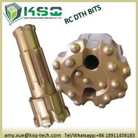 Wholesale Reverse Circulation RC Hardened Drill Bits For Mining Well Drilling from china suppliers