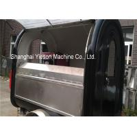Wholesale Mobile Fiberglass Concession Trailers Food Cart Mobile Food Vending Cart from china suppliers