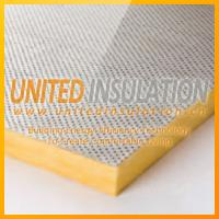 Glass wool board