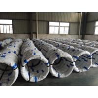 Wholesale Zinc Coated Steel Aircraft Grade Wire Rope / Galvanised Steel Wire 1000-1600 MPA from china suppliers