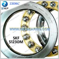 Wholesale Thrust Ball Bearing SKF 51230M, Single Direction, 150X215X50 Mm, Brass Cage from china suppliers