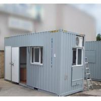 Wholesale prefab engineered metal buildings modified shipping container house from china suppliers