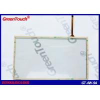 Wholesale Outdoor 9 Inch 4 Wire Resistive Touch Screen Response Time Less Than 10ms from china suppliers