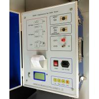 Wholesale GDGS Automatic Transformer Tangent Delta Meter from china suppliers