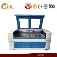 Wholesale Leather Cloth Laser Engraving Cutting Machines CNC Laser Cutter Equipment 1600 x 1000mm from china suppliers