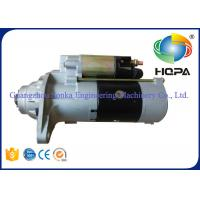 Wholesale Silver Isuzu Excavator Starter Motor Engine 6sd1 6uz1 M009t62371 , OEM Service from china suppliers