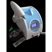 Wholesale 2016 Portable 1064nm & 532nm Q Switch Nd Yag Laser Tattoo Removal Machine System from china suppliers