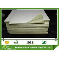 Quality Hardcover Books / Wine Box Special Paper Sponge Coated Gray Board Sheets for sale