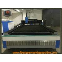 Wholesale Professional Cnc Fiber Laser Cutting Machine , Laser Cutting Tool 300Watt from china suppliers