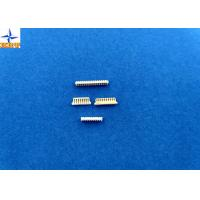 Wholesale AWG#32 Insulation Displacement Connector Single Row With Gold - Plated Material from china suppliers