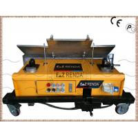 Wholesale Automatic Mortar Spray Machine for Wall 750m2/day Plastering Speed from china suppliers