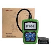 Quality OBDSTAR F104 Chrysler Jeep & Dodge Pin Code Reader and Key Programmer for sale
