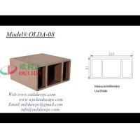 Wholesale plastic lumber OLDA-08 160*80mm from china suppliers
