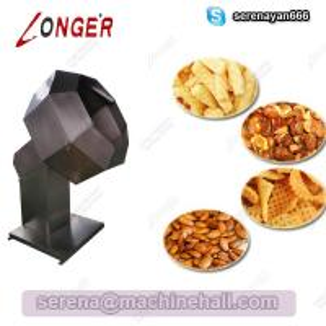 Wholesale Eight Square Seasoning Machine|Pet Food Flavoring Machine|Snacks Seasoning Equipment from china suppliers