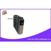 Wholesale 316 stainless Fingerprint Tripod Turnstiles Gate  Automatic Pedestrian Barrier from china suppliers