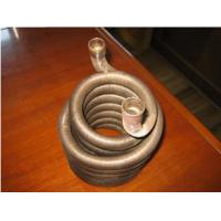 Wholesale OEM  Welded Finned Stainless Steel Tube Coil / Heating and Cooling Coils from china suppliers