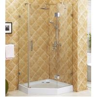 Buy cheap Frameless NEO shower room made in china with stainless steel #304 fixed bar accessories from wholesalers