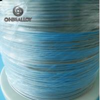 Wholesale CE Approved FeCrAl Alloy NiCr2080 Heating Flat Wire For Sealing Machine from china suppliers