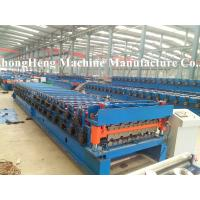 Wholesale Double layer sandwich panel roofing sheet forming machine with CNC control system from china suppliers