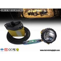 Wholesale Super power GLC12-C miners cap lamp , 25000lux brightness LED mining headlamp from china suppliers