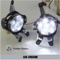Wholesale Holden malibu front fog lamp assembly LED daytime running lights DRL from china suppliers