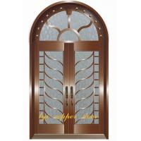 China TYI copper doors with grills on sale