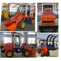 Wholesale 0.6t CE approved small loader ZL06F from china suppliers