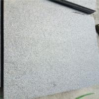Wholesale China Granite Dark Grey G654 Granite Floor Tiles Paving Stone Brushed Surface 60x60x1.5cm from china suppliers