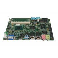 Wholesale Intel® J1900 CPU 3.5 inch Embedded Motherboard support VGA / HDMI / LVDS from china suppliers