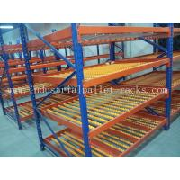 Wholesale 4 Beam Level Warehouse Racking System Capacity 1000kg To 1500kg Per Unit Storage from china suppliers