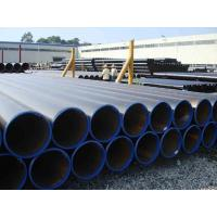 Wholesale High Frequency Welding ERW Steel Pipe API 5L GrB A106B A53B ERW Steel Tube from china suppliers