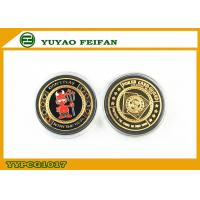 Wholesale 30g Red Devil Gambling Metal Poker Chips For Gift / Promotion from china suppliers