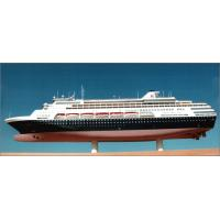 Wholesale MS Veendam Cruise Coast Guard Ship Models , Holland America Line Antique Model Ships from china suppliers