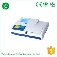 Wholesale Semi Auto Biochemistry Analyzer Hospital Medical Equipment 340nm - 800nm from china suppliers