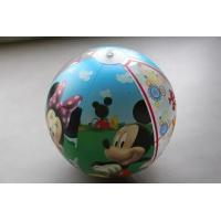 Wholesale Mickey pringted inflatable baseball beach ball dia.40cm  0.18 mm / 0.2mm from china suppliers