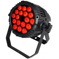 Free shipping China IP65 18x15W 5in1 RGBWA Outside LED Lights