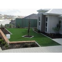 Buy cheap 35mm Diamond Natural Fake Lawn Turf Recycled Environment Friendly from wholesalers