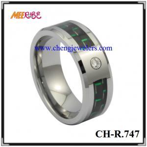 Tungsten Jewelry tungsten carbide rings tungsten wedding bands men's tungsten ring wood inlaid tungsten rings
