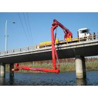 Wholesale 16m Bucket under  Bridge Access Equipment  Bridge Inspection units DONGFENG chassis  6 × 4 drive mode from china suppliers