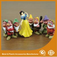 Wholesale Snow White Princess And The Seven Dwarfs Small small people figures OEM miniature plastic people from china suppliers