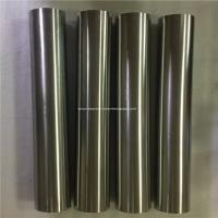 Wholesale Zr pipes Zirconium R60702 tube 702 grade zirconium tubing OD100mm,10mm thickness,4pcs whol from china suppliers