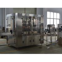 Wholesale Automatic Glass Bottle  3 in 1 Wine Filling Machine Line for Beer Wine Red Wine from china suppliers