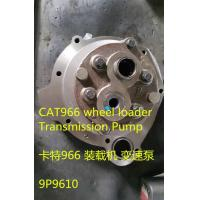 Wholesale Hydraulic part CAT966 Wheel Loader Transmission Pump 9P9610 from china suppliers