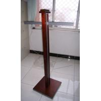 Wholesale Free Standing Garment Rack Garment Display Stand With Powder Coated / Spray Painted from china suppliers